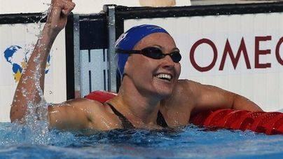 Melani Costa se lleva 6 medallas de oro en Murcia
