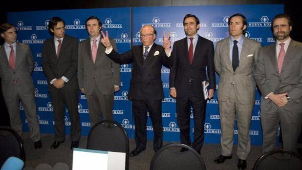 La Audiencia de Palma juzgará a los hermanos Ruiz-Mateos por estafa en la compra de un hotel de Peguera