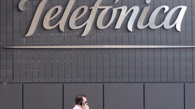 Un ciberataque a Telefónica afecta a numerosas empresas