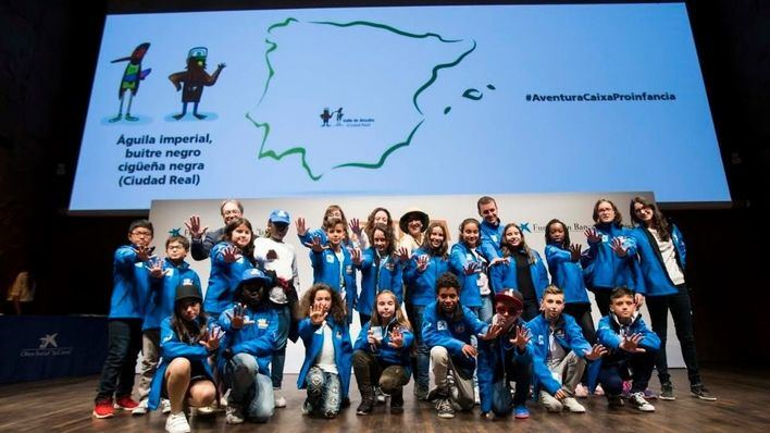 Una expedición educativa llevará a 11 niños de Balears a Ciudad Real