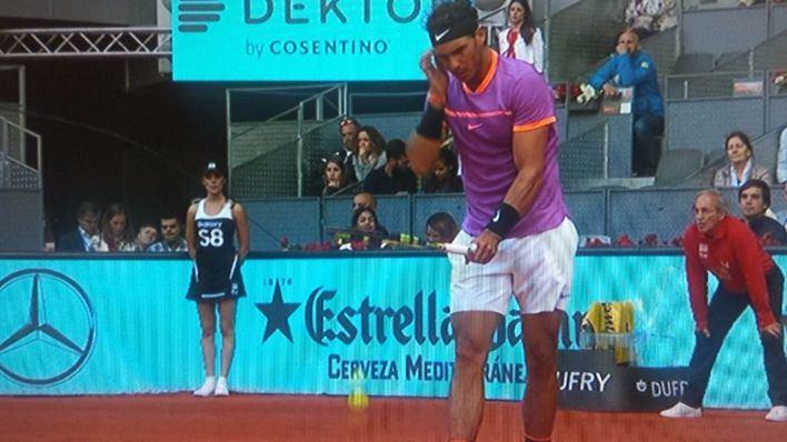 Nadal gana a Goffin y jugará en semifinales contra Djokovic