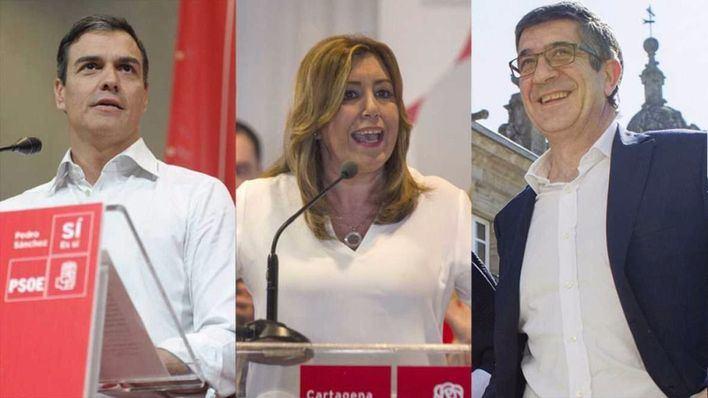 La mayoría de lectores cree que Susana Díaz será la próxima secretaria general del PSOE