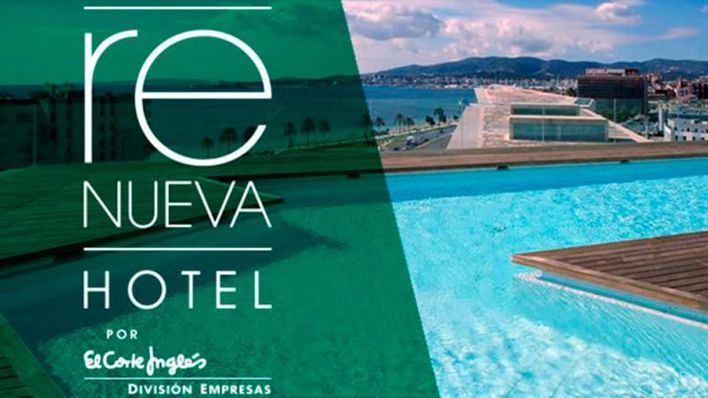 El Corte Inglés y la FEHM organizan las Jornadas 'Renueva Hotel'