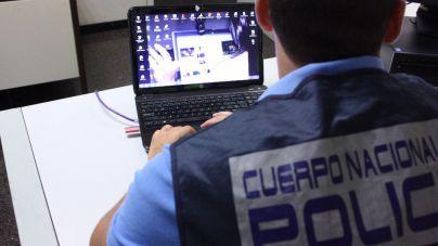 Campaña de la Policía sobre la seguridad de los menores en Internet