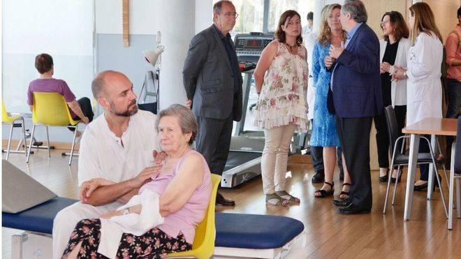 El nuevo hospital Sant Joan de Déu en Inca estará operativo en 2019