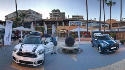 Proa Premium presenta el nuevo MINI Countryman en el Restaurante Baiben de Puerto Portals