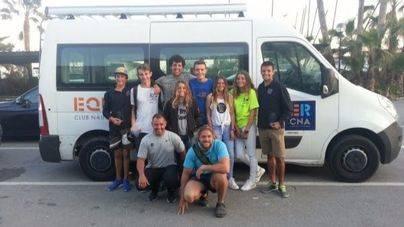 El Club Náutic S'Arenal irá al Trofeu Illes Balears de Bic Techno 293