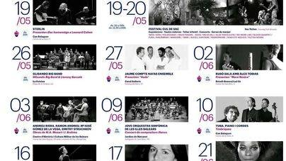 'Palma de primavera' aglutinará 18 actuaciones gratuitas