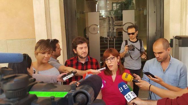 Podem exige a PSIB y Més que se sumen a su moción de censura al PP