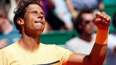 Thiem elimina a Rafael Nadal en el Masters 1000 de Roma
