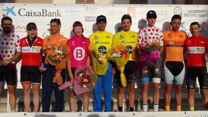 Segunda etapa del XXXIII Trofeu Ciclista 'Pla de Mallorca'