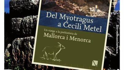 Presentación del libro 'Del Myotragus a Cecili Metel'