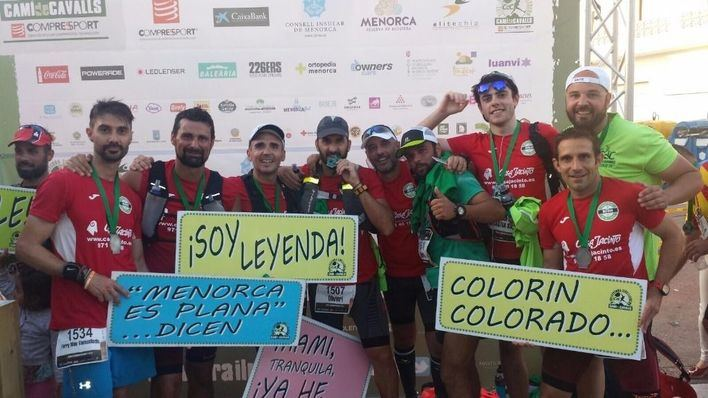 790 kilómetros solidarios del Camí de Cavalls contra la fibrosis quística
