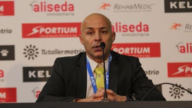 Juanito se despide tras tres años en el Palma Futsal