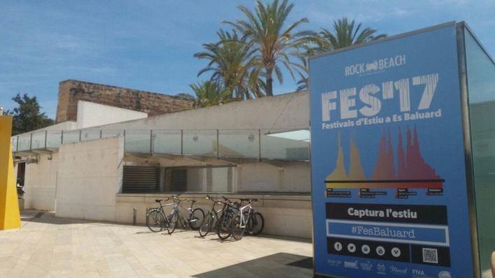 Las terrazas de Es Baluard acogen este verano festivales de música y arte