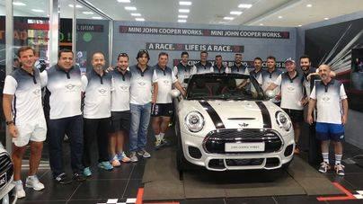 MINI Proa Premium es el nuevo patrocinador del equipo de pádel A2 Sports