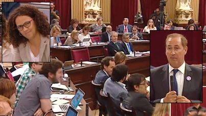 El PP pide al Govern que valore el realquiler Jarabo y Cladera contesta que se ha de cumplir la ley