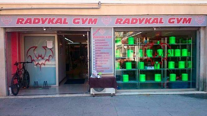 Uno de los gimnasios registrados está en Magaluf