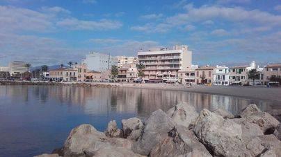 El Portixol, barrio costero de Palma