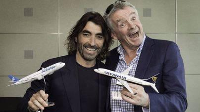 Ryanair se alía con Air Europa para comercializar en su web