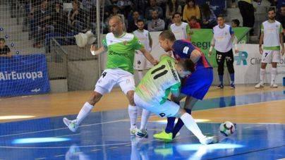 Vadillo, nuevo entrenador del Palma Futsal