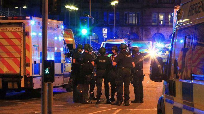 Otros dos detenidos en Manchester relacionados con el atentado