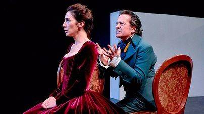 El Teatre Principal acoge dos días el clásico de Lope 'El perro del hortelano'
