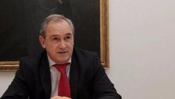 El presidente del Colegio de Abogados de Baleares, Martín Aleñar.
