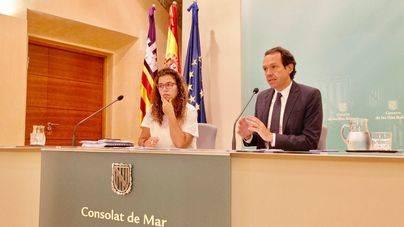 Pilar Costa y Marc Pons presentan el decreto