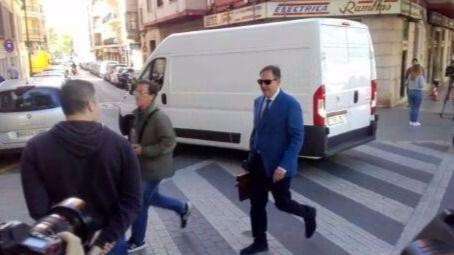 Penalva pone en libertad con orden de alejamiento al exdirector de Comercio de Calvia, Jaume Nadal