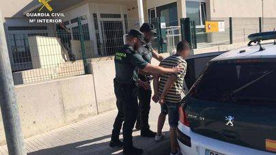La Guardia Civil detiene a dos hombres por robos en habitaciones de hoteles de Santa Ponça