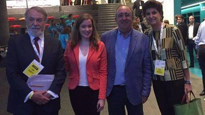 Foro de la Familia reclama en la Cumbre Mundial de Budapest políticas de apoyo en Balears