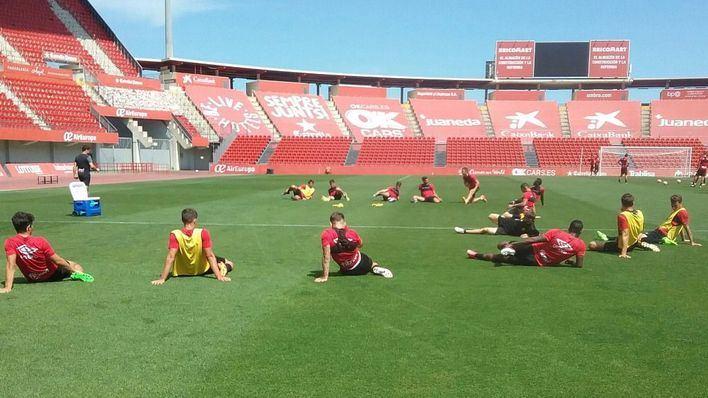 Juan Rodriguez es la novedad en la convocatoria del Real Mallorca
