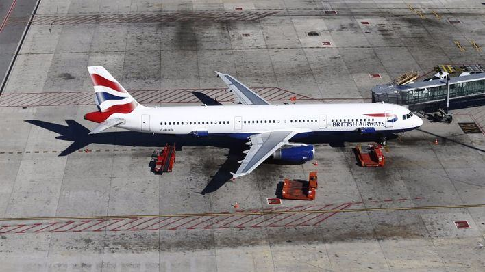 Una caída del sistema informático de British Airways causa retrasos