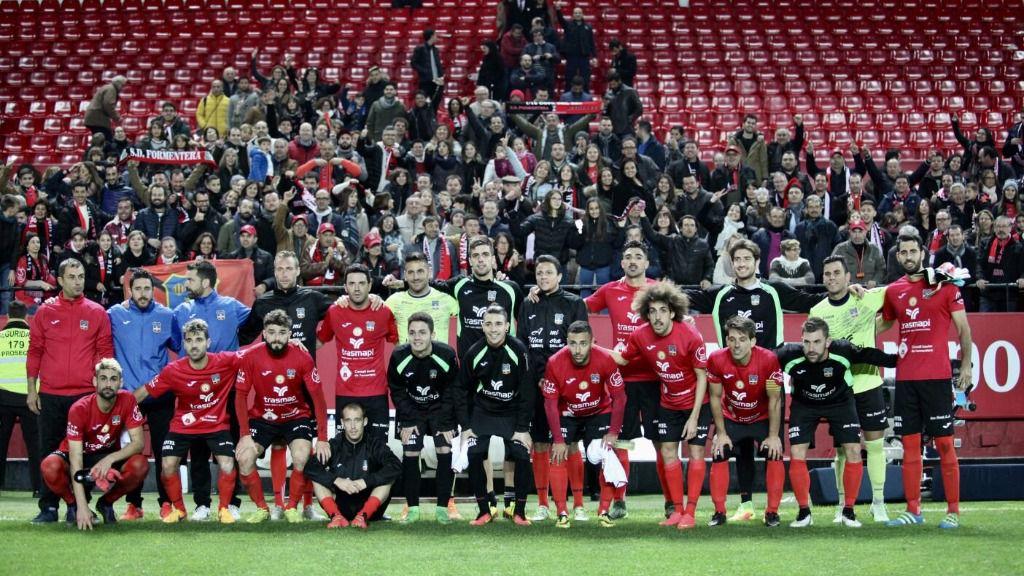 El Formentera logra el ascenso a Segunda B