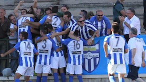 El Atlètic Balears se clasifica para la 2ª ronda de ascenso a Segunda