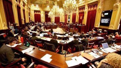 PSIB y MÉS rechazarán las tres enmiendas a la totalidad a la ley de alquiler turístico