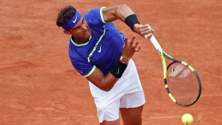 Nadal fulmina a Paire y pasa a segunda ronda de Roland Garros