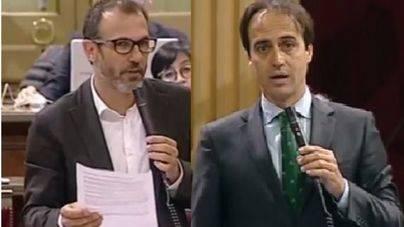 "Barceló a Gijón: ""la ley de alquiler turístico se aplicará en 2018. Usted no sabe ni contar"""