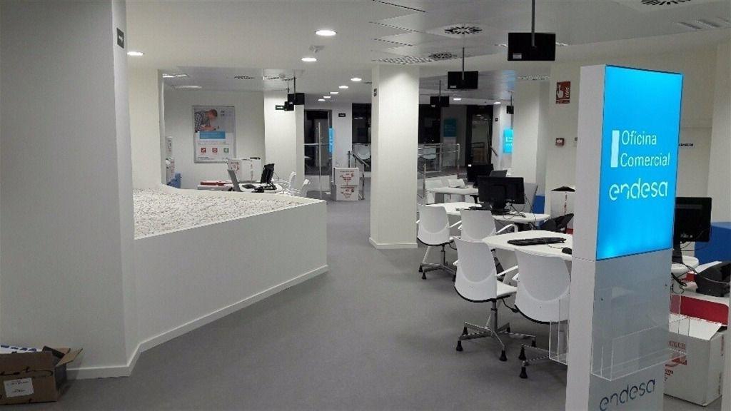 Endesa abre una nueva oficina de atenci n al p blico en via alemania - Oficina fecsa endesa barcelona ...