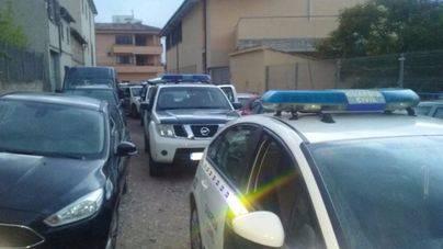 Cinco detenidos en una operación antidroga en Pollença, el Port y Alcúdia