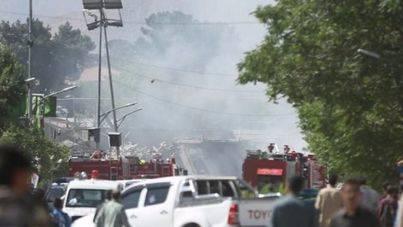 90 muertos y 380 heridos en un atentado en Kabul
