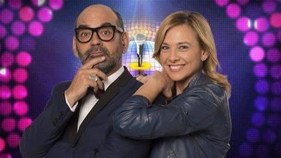 Corbacho y Maldi, presentadores de