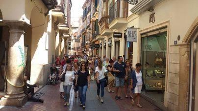 """""""Desaceleración de la demanda"""": el pequeño comercio de Mallorca no nota la llegada de turistas"""