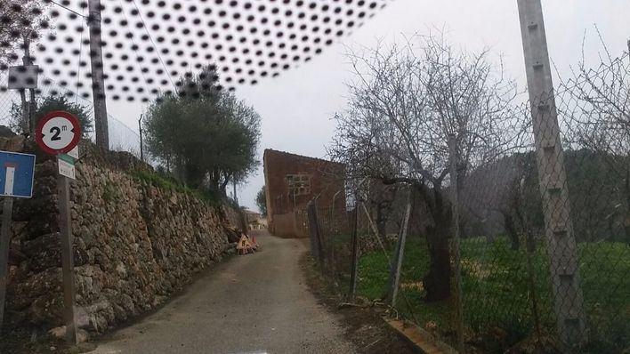 Andratx limpia caminos en el Port, S'Arracó y Sa Coma