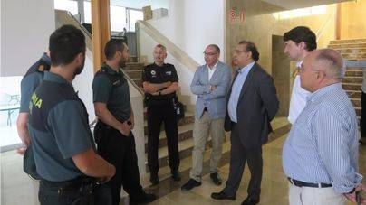Calvià facilita intérpretes a la Guardia Civil en la temporada turística