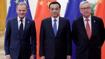 Europa se alía con China para plantar cara al cambio climático
