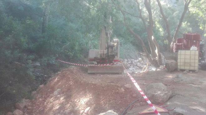 El GOB asegura que el Consell está financiando obras ilegales