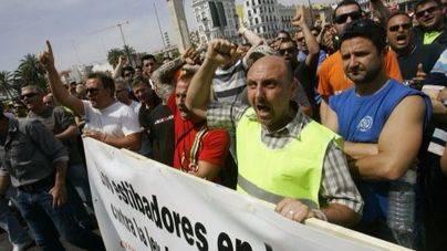 CAEB exige garantías al Govern y al Gobierno para que la huelga de estibadores no afecte a Balears