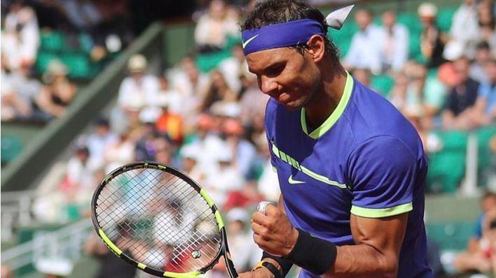 Rafa Nadal liquida a Basilashvili y pasa a octavos de Roland Garros